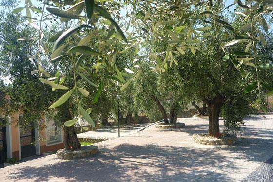 Parcheggio gratuito | Servizi Villaggio Borgoverde Imperia