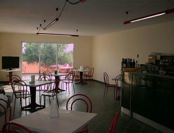 Bar | Services du Villaggio Borgoverde à Imperia