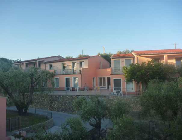 Appartements de vacances à Imperia | Villaggio Borgoverde