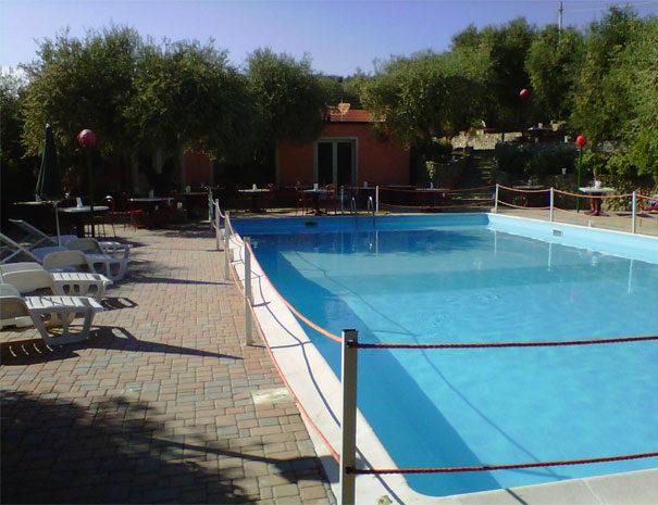 Piscine | Services du Villaggio Borgoverde à Imperia
