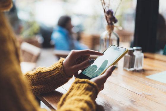 Connessione Wi-Fi | Servizi Villaggio Borgoverde Imperia