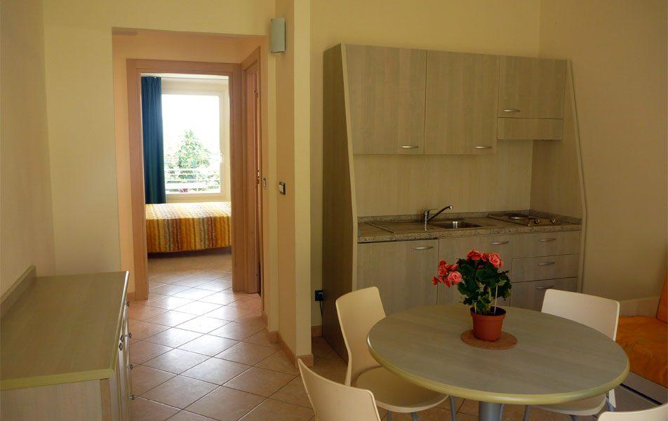 Appartamenti vacanza per 2-6 persone | Villaggio Borgoverde Imperia